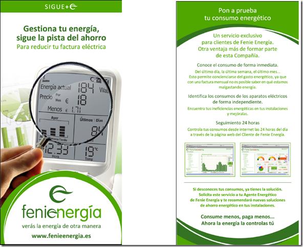 Nueva herramienta para gestionar tu gasto energético (1/2)