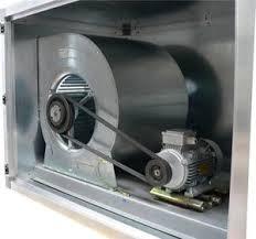 Extractor co caja