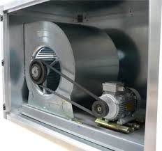 Extractor co caja